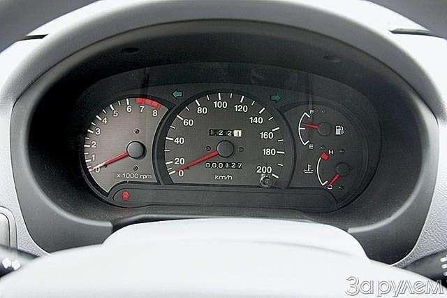 Hyundai Accent. Новый южно-русский— фото 61851
