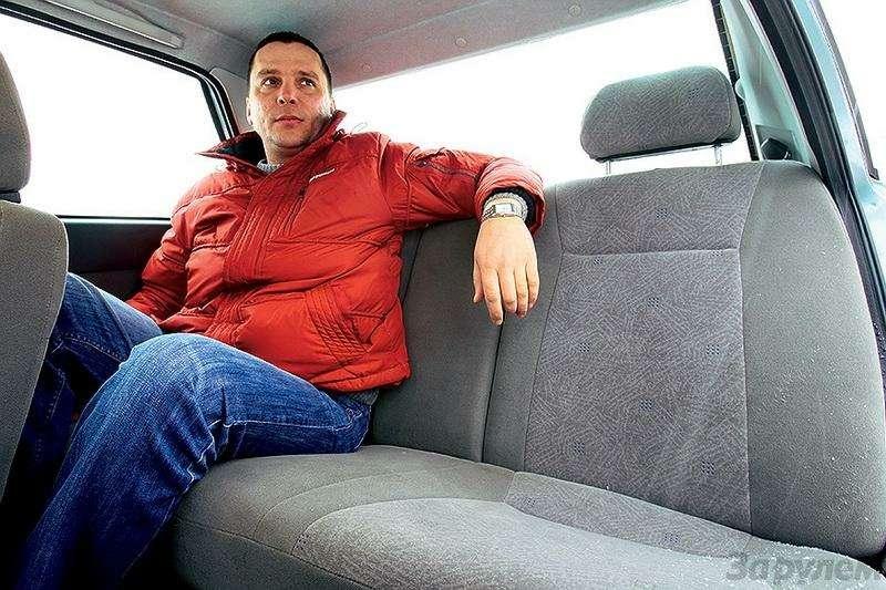 Блицтест Lada Priora, Chevrolet Lanos: Кредит доверия— фото 345003