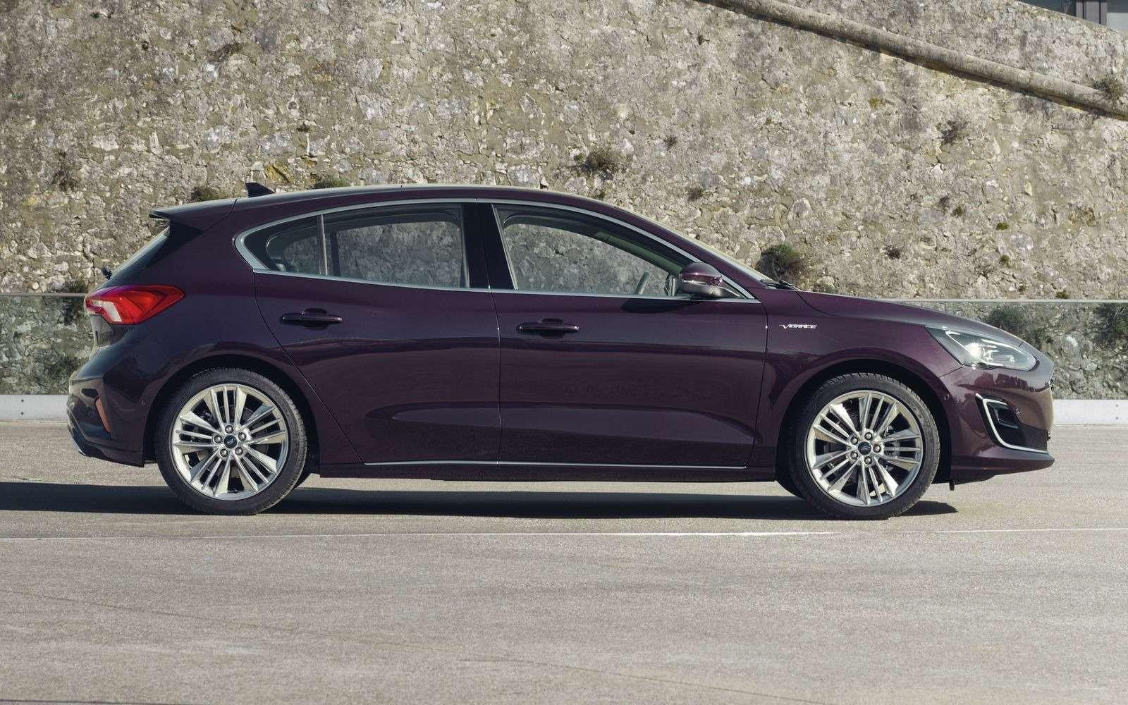 Новый Ford Focus: больше никаких PowerShift'ов!— фото 861426