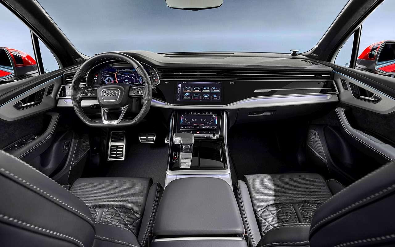 Обновленный Audi Q7: все (исерьезные!) изменения— фото 998255