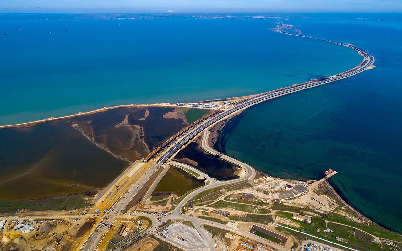 12вопросов про Крымский мост иодин— про универсалы Лада Веста— фото 865575