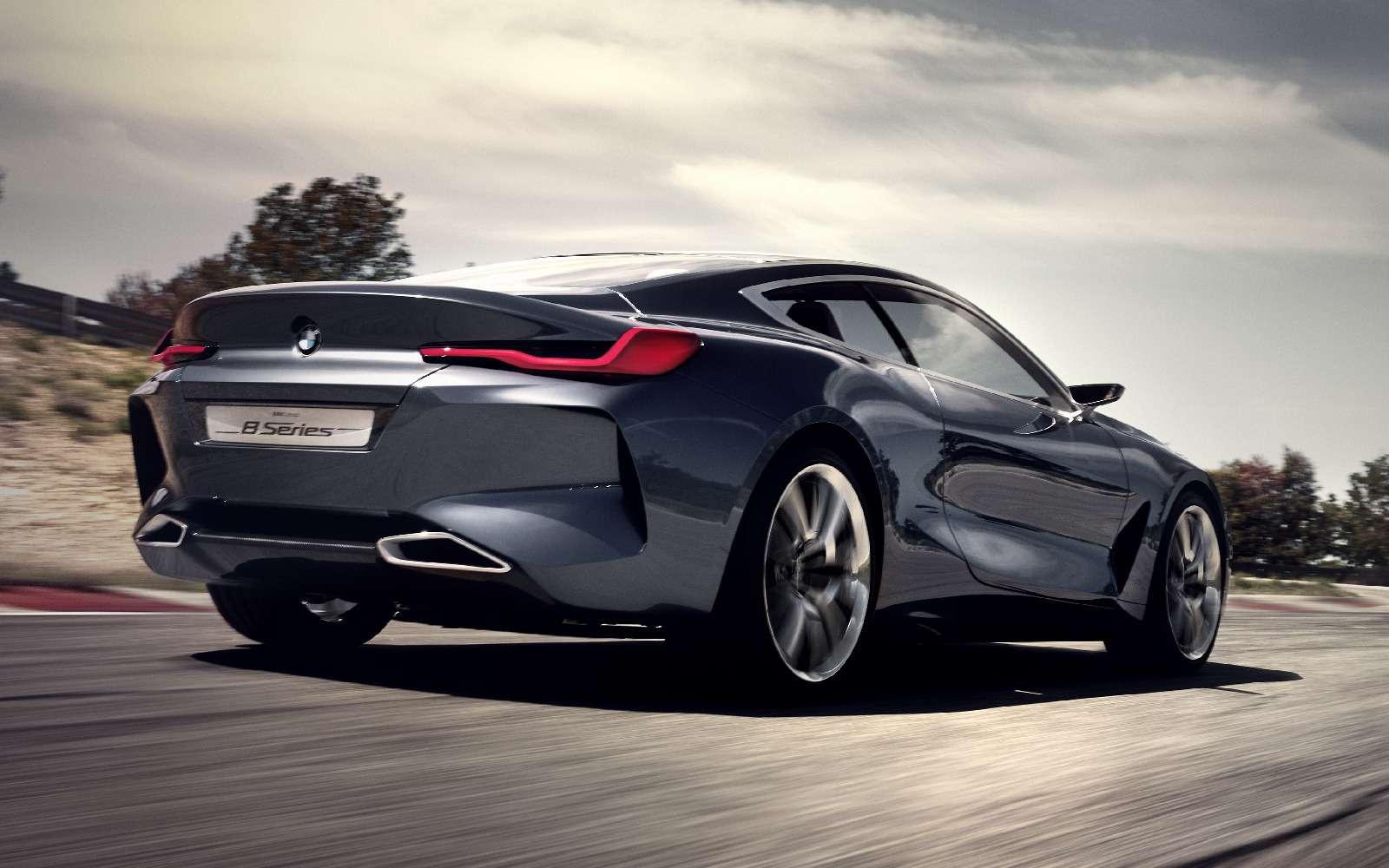 Великолепная «восьмерка»: новое купе BMW— теперь скристаллами!— фото 756651