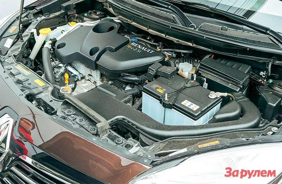 Renault Koleos 2,5vs Ford Kuga 1,6: реальный расход— фото 260654
