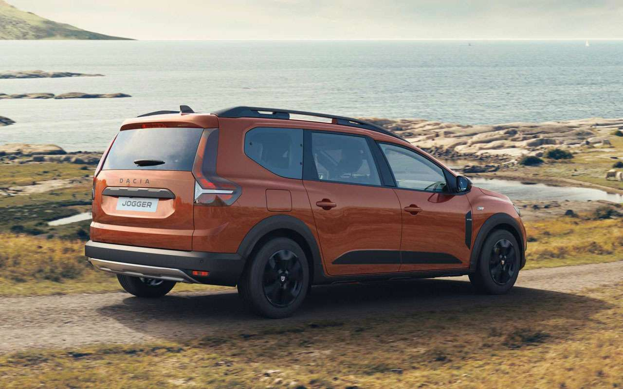 Dacia Jogger— новые подробности обудущем Ларгусе— фото 1275601