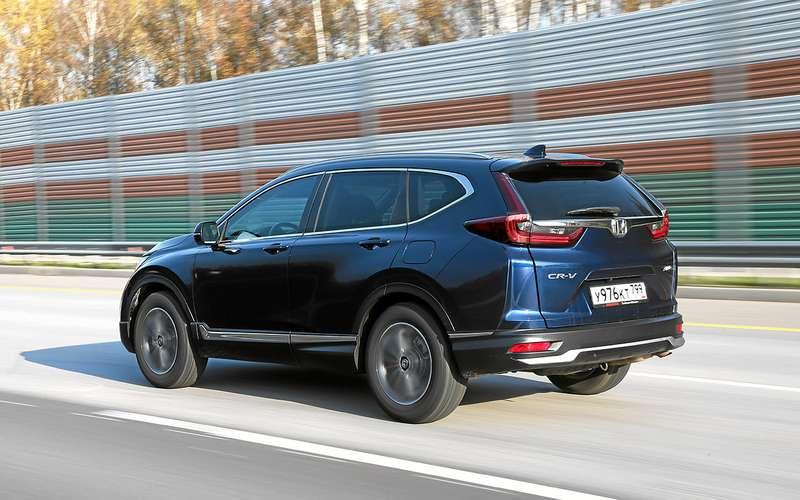 Обновленная Honda CR-V— главные минусы (иплюсы)