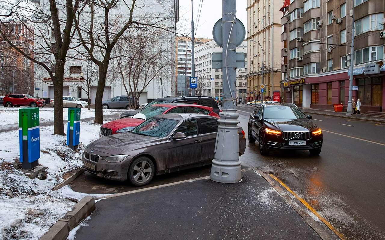 Самый быстрый Volvo: гибридный тест-драйв— фото 1120184
