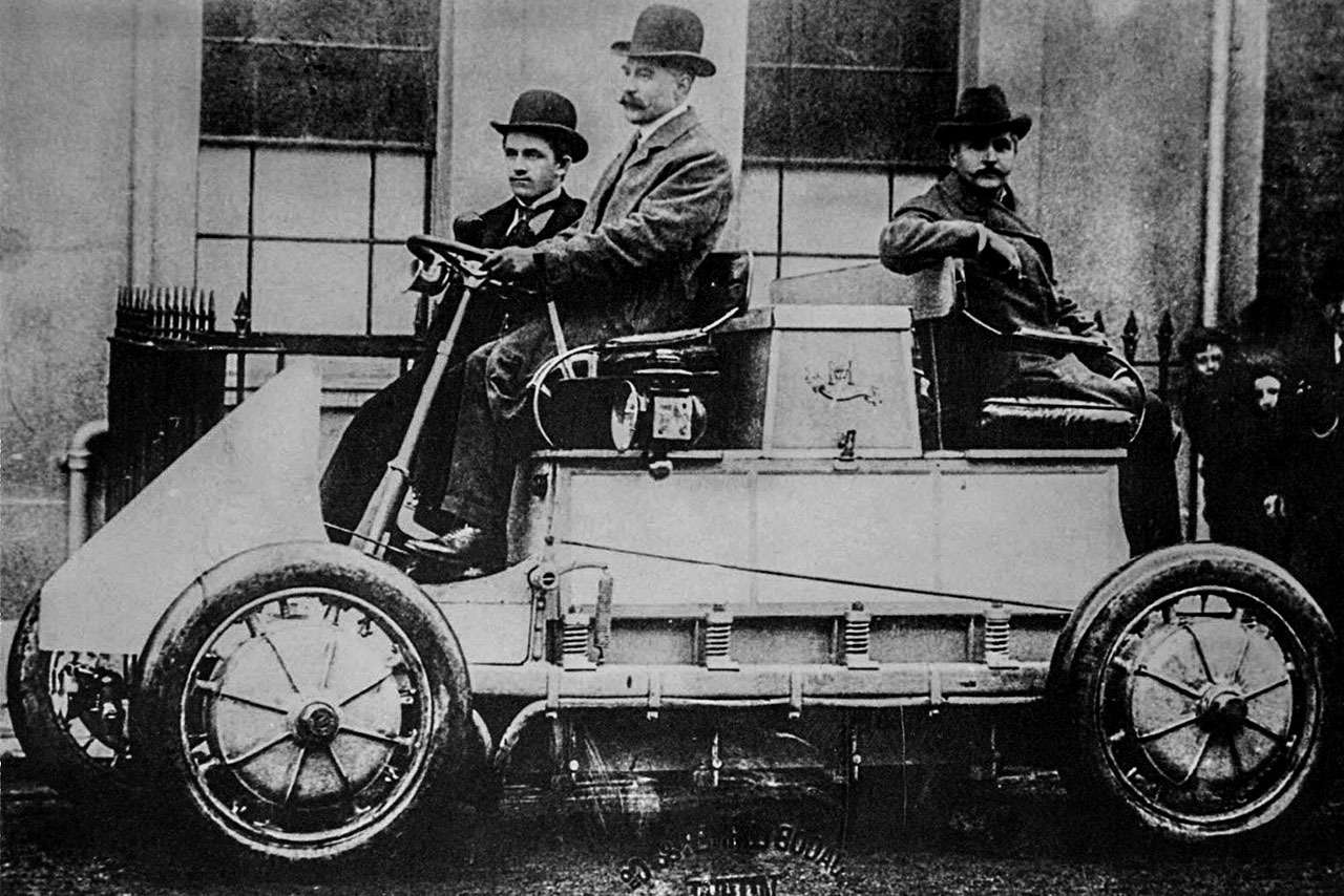 Они были первыми— кто икогда изобрел проигрыватель, дизель, впрыск...— фото 805905