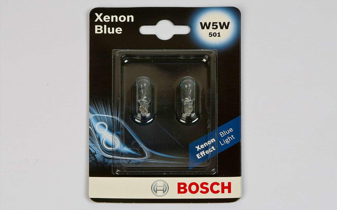 Выбираем лампы длягабаритных огней— экспертиза ЗР— фото 790786