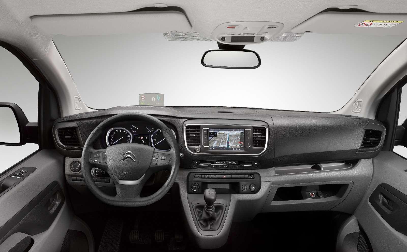 У ГАЗели Next появятся конкуренты изКалуги— фургоны Peugeot иCitroen— фото 820469