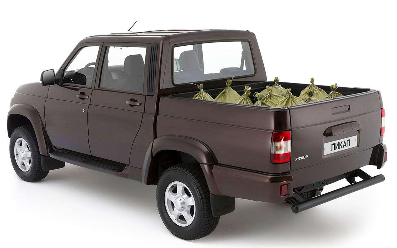 Отечественный УАЗ