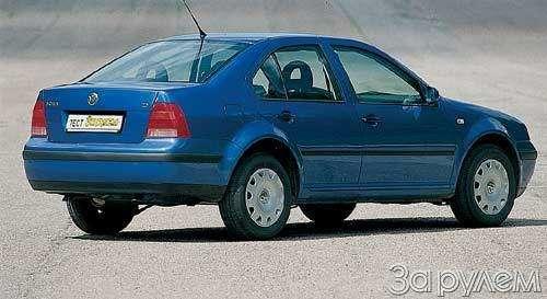 Opel Astra, Volkswagen Bora, Skoda Octavia, Mitsubishi Carisma, Renault Megane, Ford Focus. УЖЕ ПРЕСТИЖНО, ЕЩЕ ДОСТУПНО— фото 24608