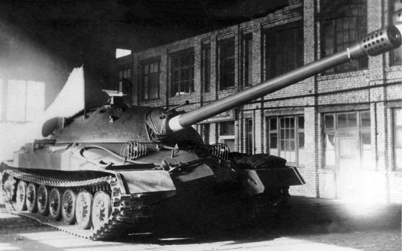 ИС-7: неизвестный советский танк-монстр— фото 960633