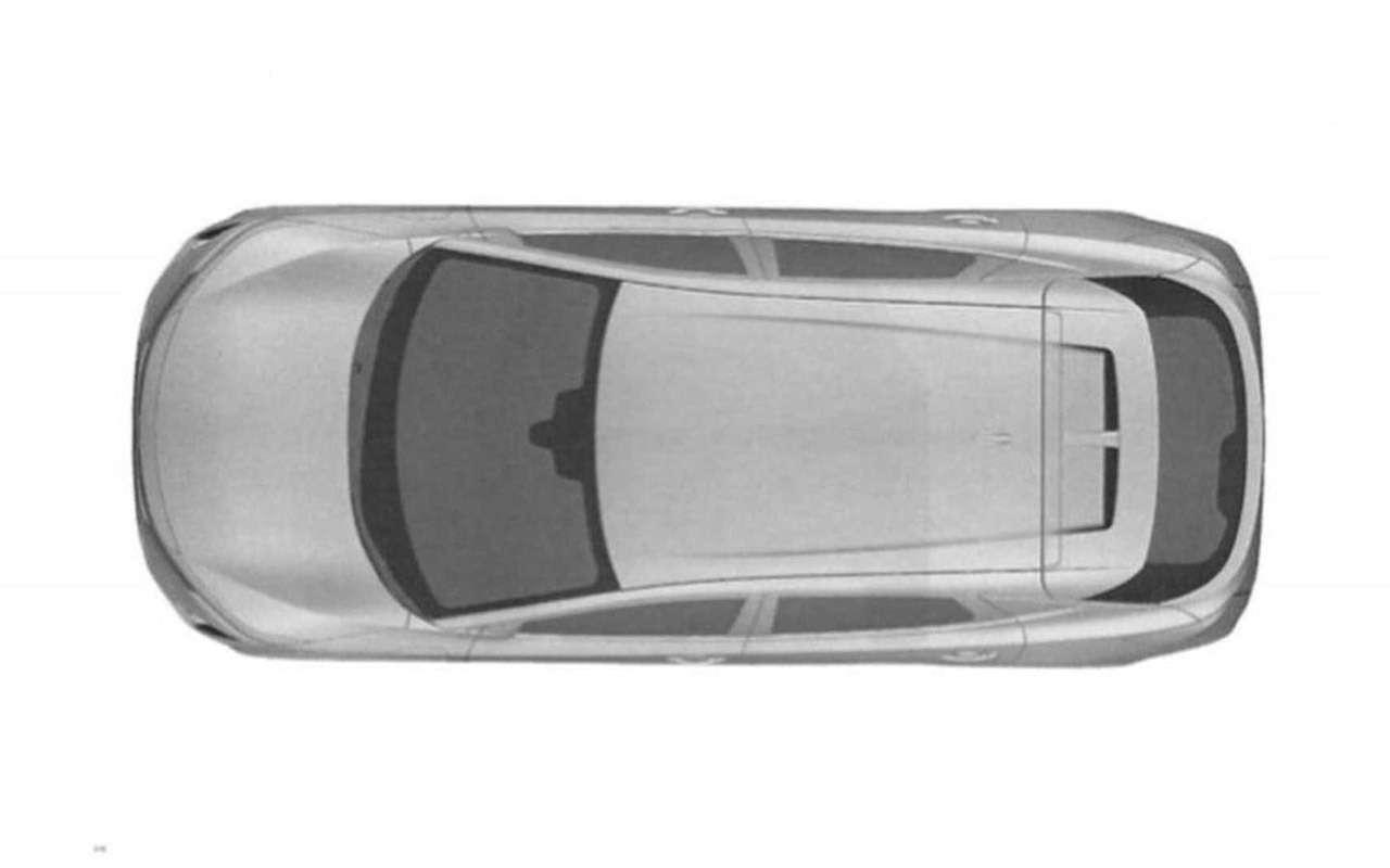Первые изображения нового кроссовера Nissan— фото 1119833