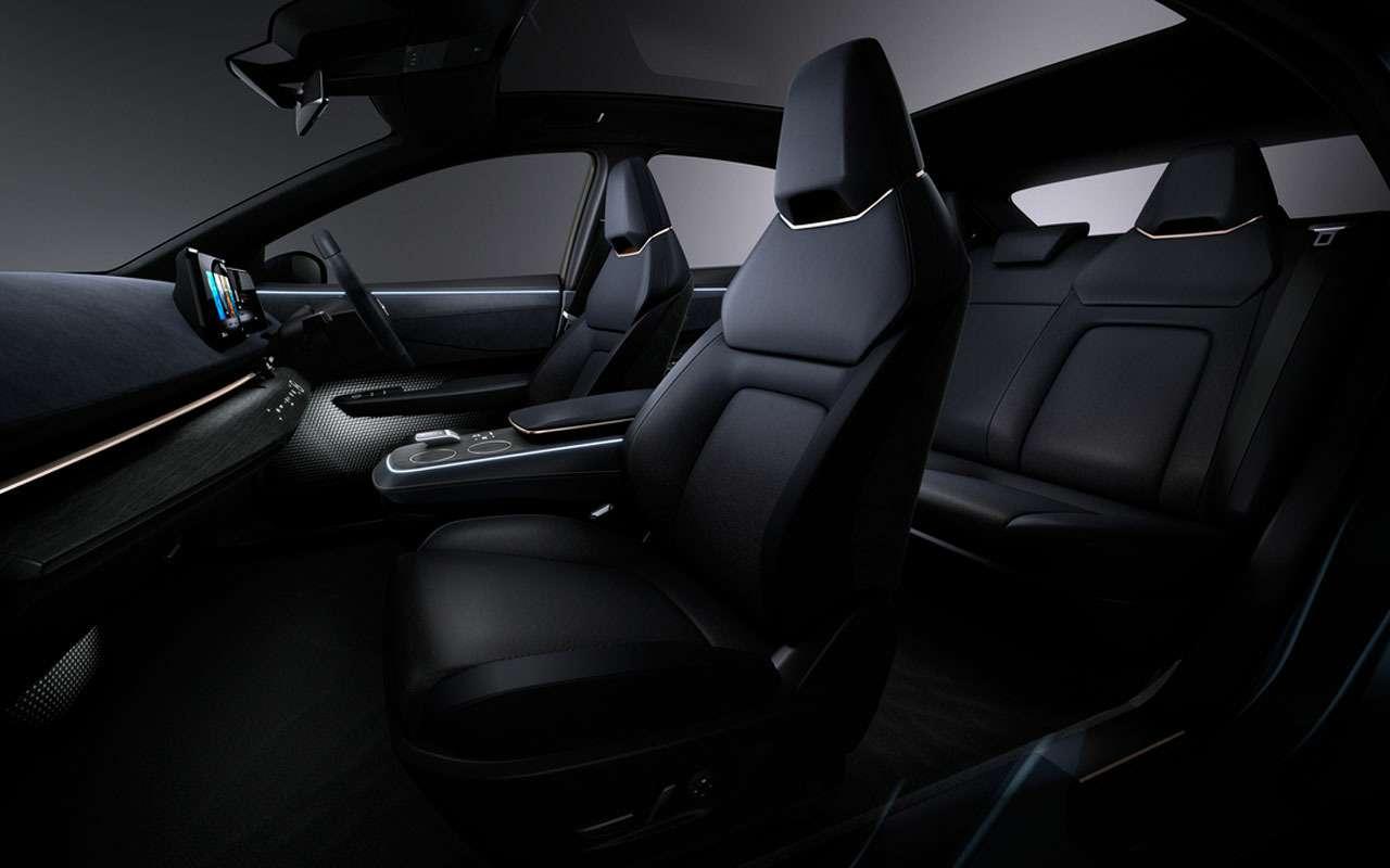 Новый кроссовер Nissan Ariya— скоро впродаже— фото 1004168