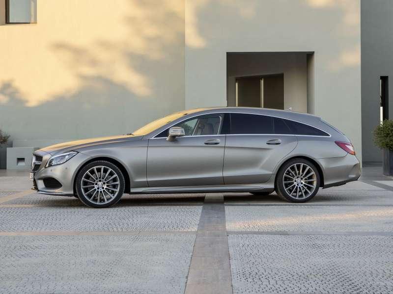 Mercedes-Benz CLS-Klasse Facelift (X218) 2014