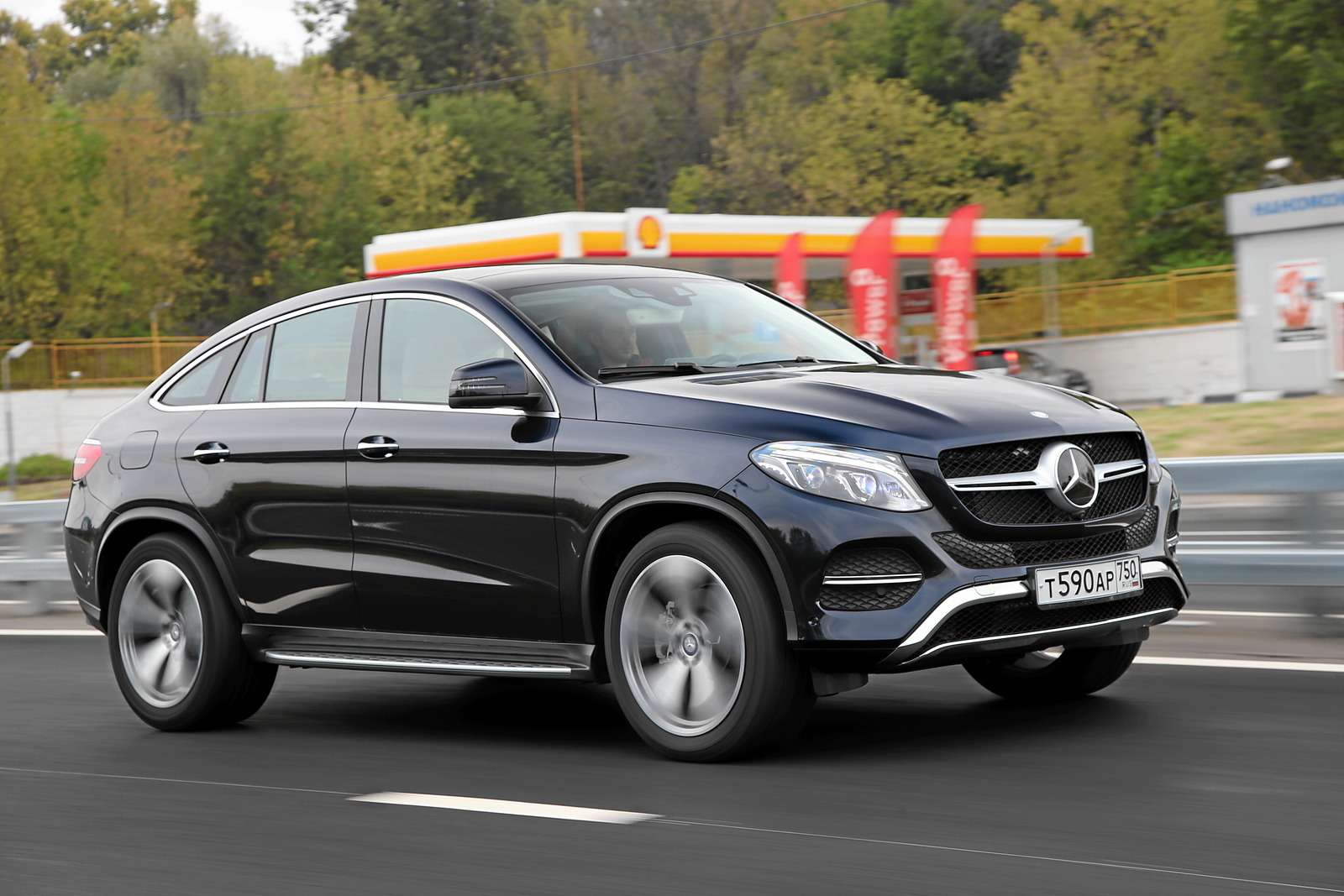 Mercedes-Benz GLE Coupe1