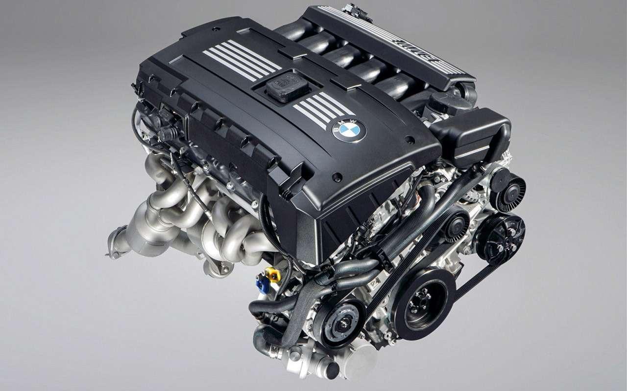 BMW5‑й серии (F10): полный список проблем— фото 1180714