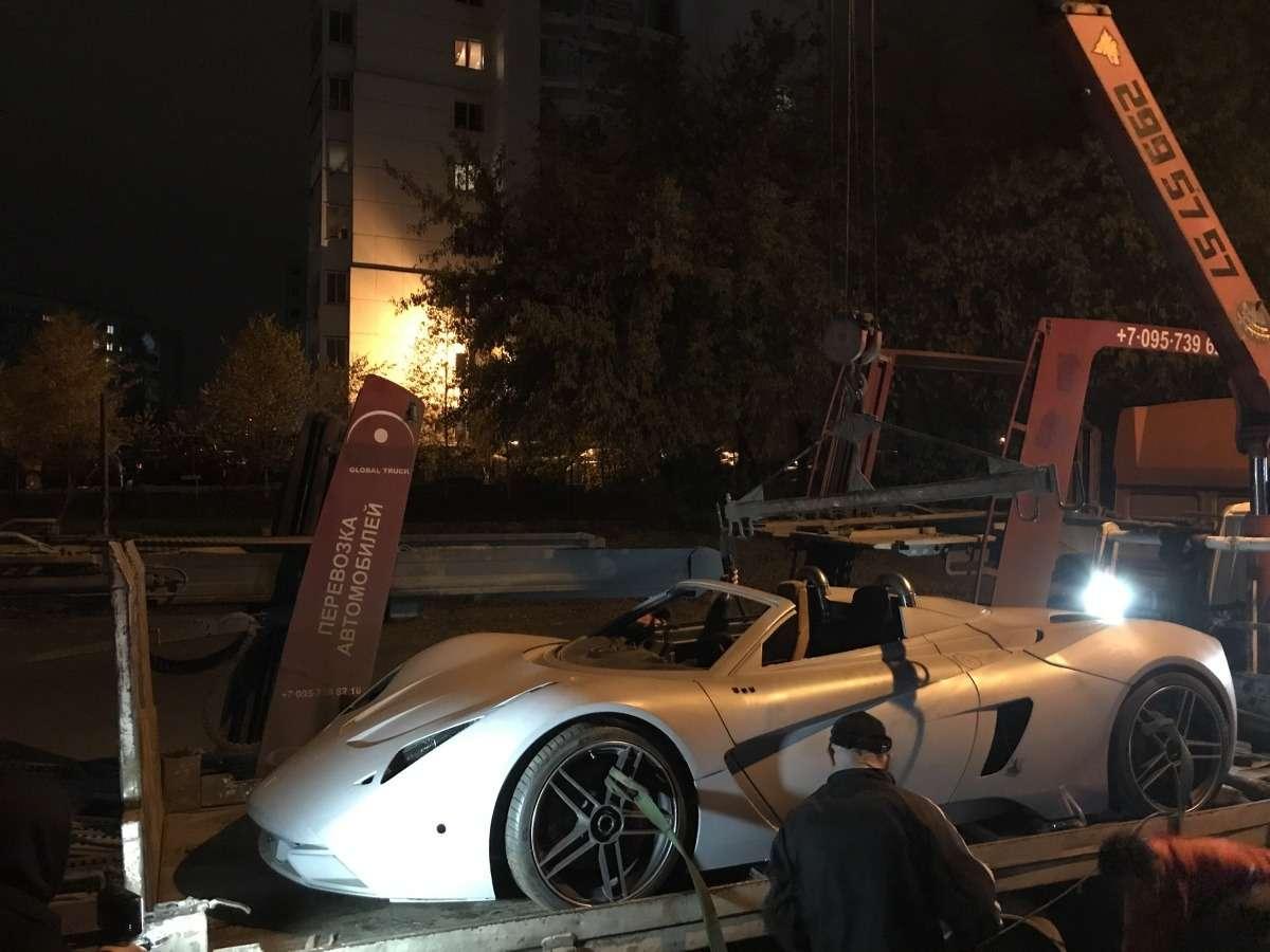 Сибиряк скупил все суперкары Marussia: онхочет возродить бренд— фото 816167