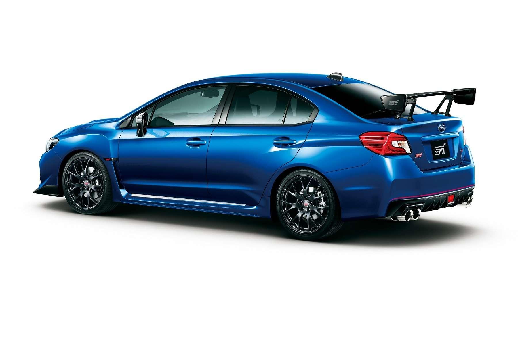 Subaru WRX S4tS грезит «Зеленым адом»— фото 644501