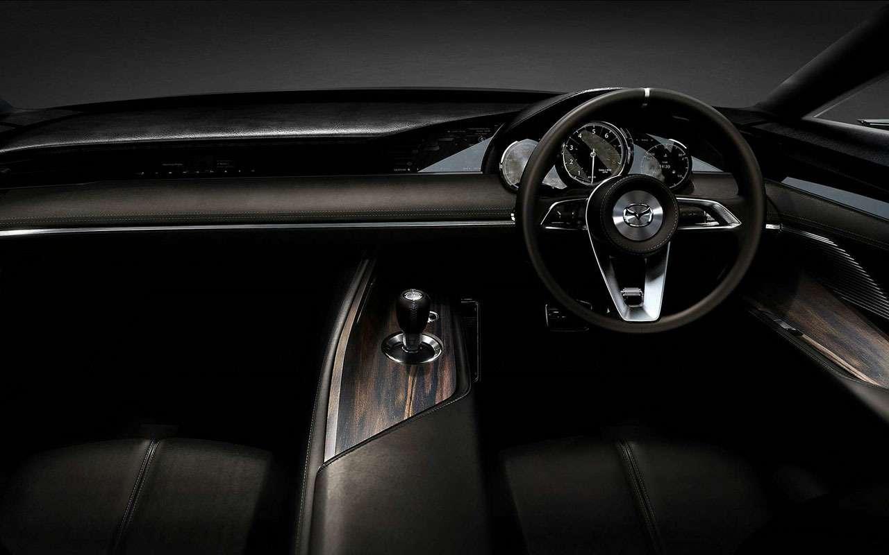 Mazda 6с задним приводом— уже скоро— фото 1282985