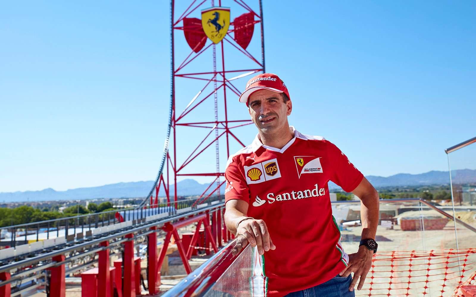 Парк развлечений Ferrari Land: ускоряйтесь!— фото 679336