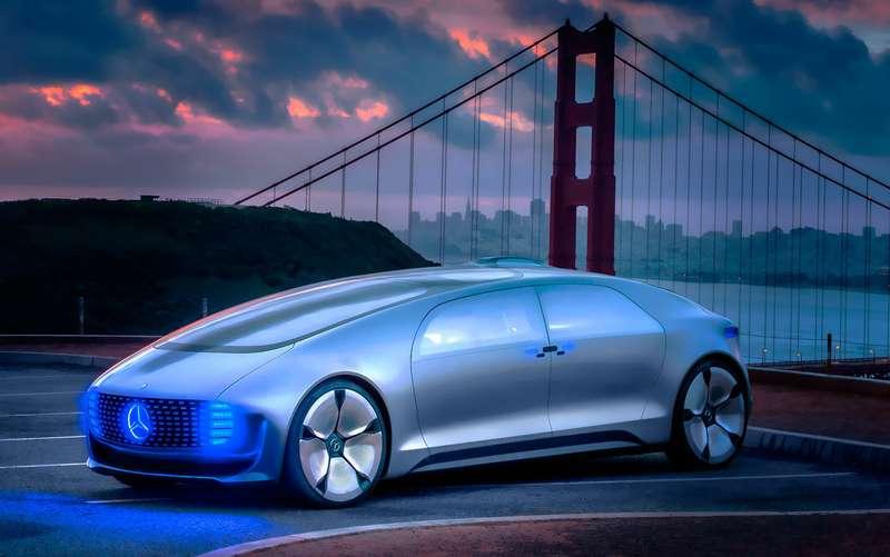 Mercedes-Benz F015 Luxury inMotion