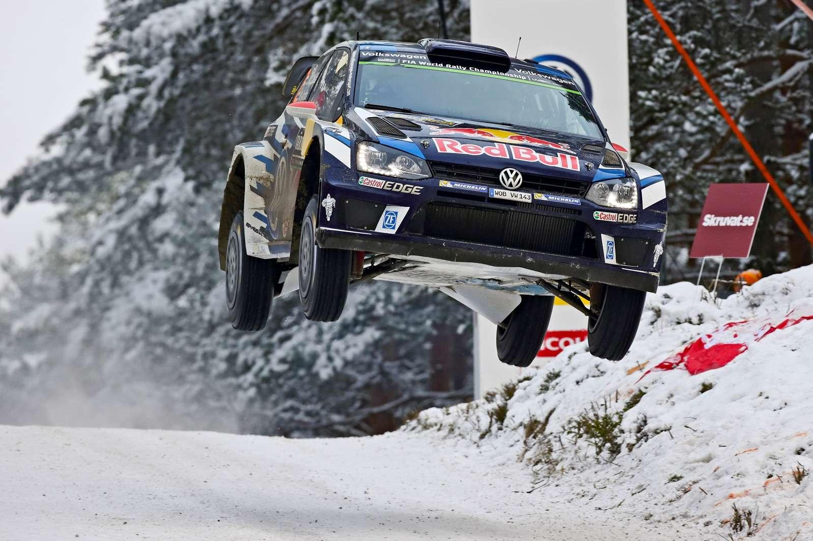 Чемпионат мира поралли  WRC: поиск антипода— фото 570666