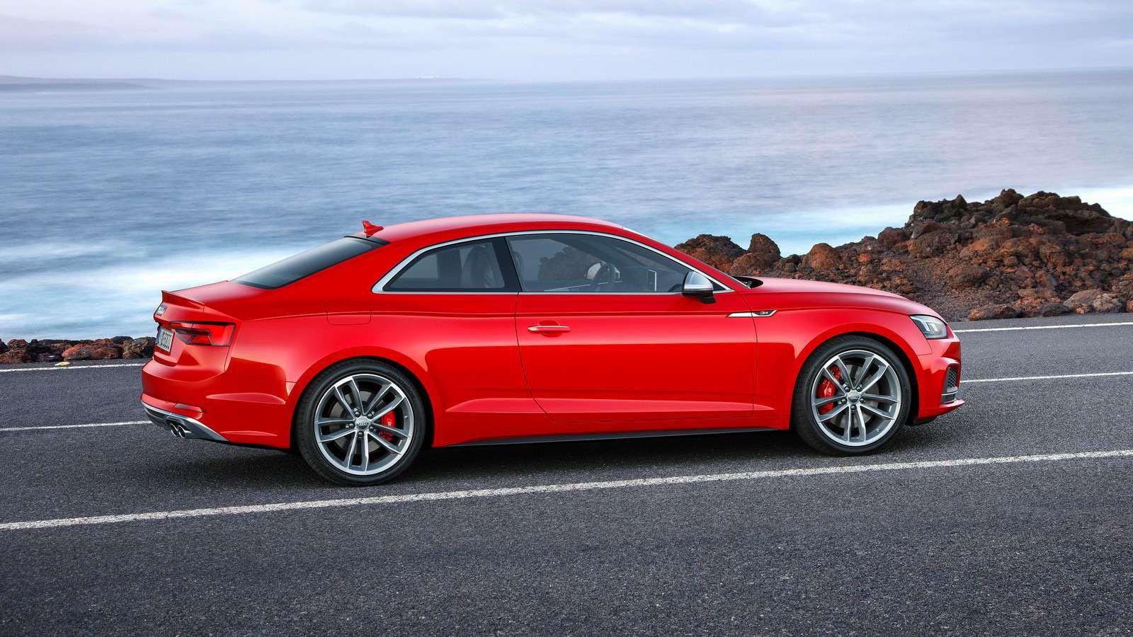 Новый Audi A5не стал «ломать глаза»— фото 594578