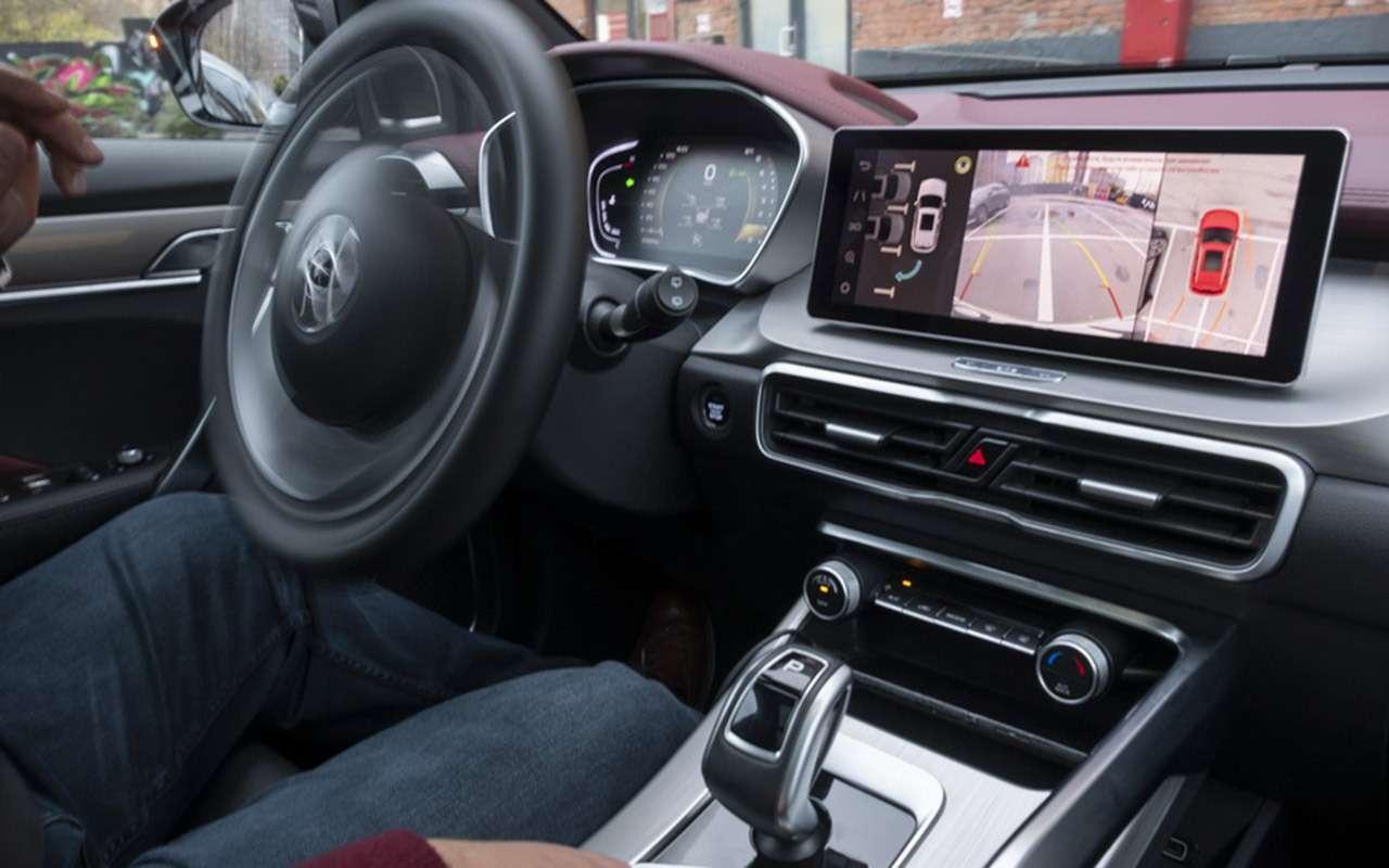 Всеэто скоро вобычных авто: очень продвинутые системы безопасности— фото 1246518