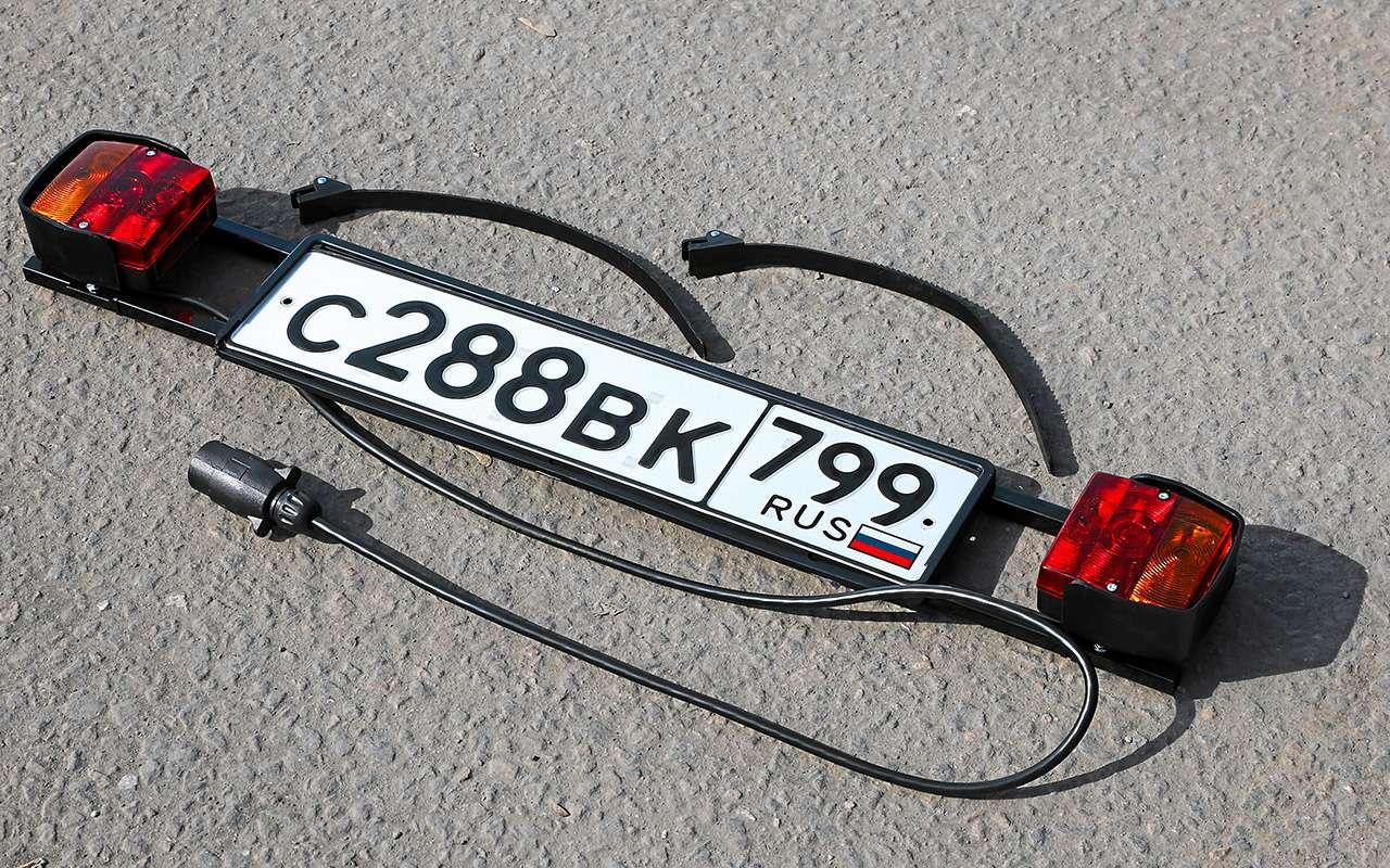 Какой велобагажник лучше?— фото 867880