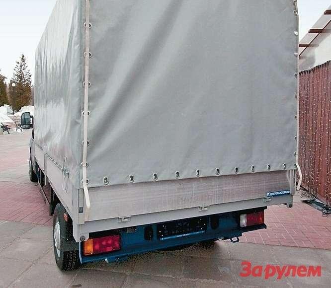 Тем перевозчикам, кому не нужен жесткий кузов, предложат тентованный