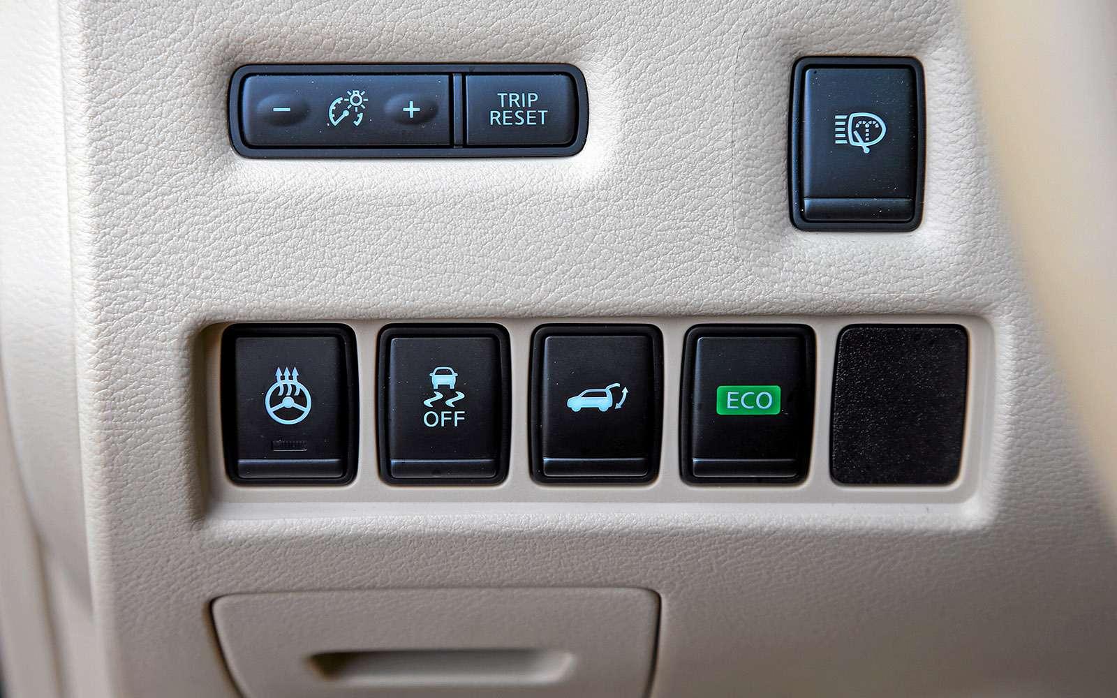 Новый Nissan Murano против конкурентов: длинные рубли— фото 691682