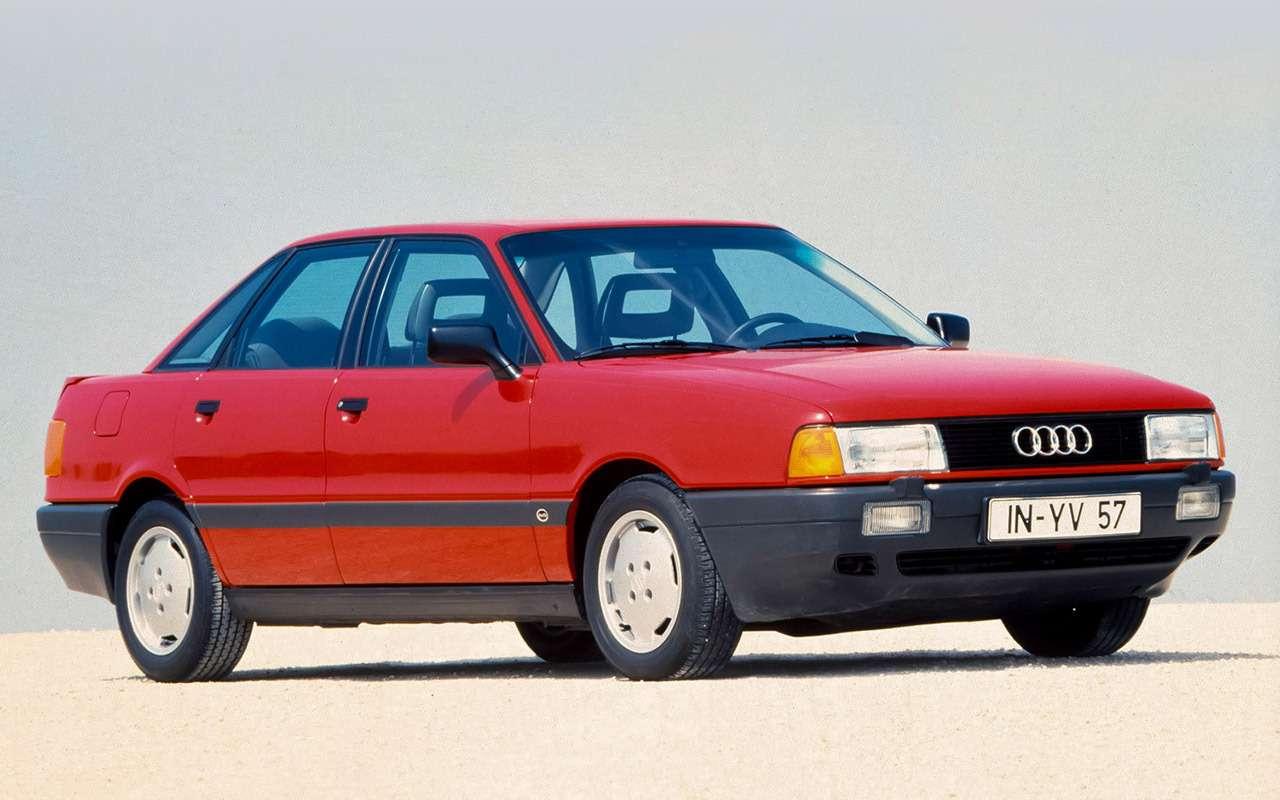 Audi A4и А5: все обновления— фото 1223898