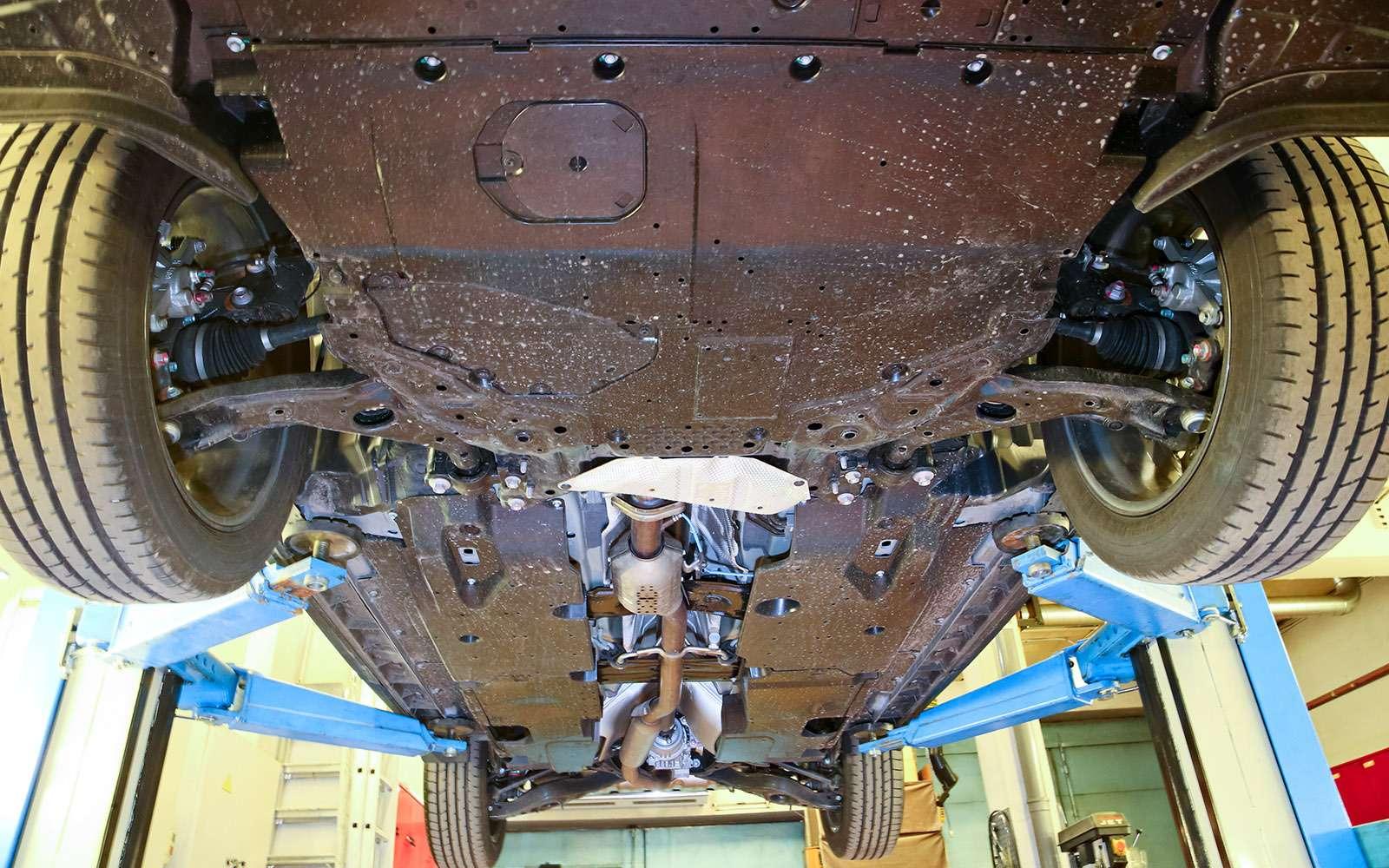 Новый Tiguan, CX-5или Sportage? Битва неравных— фото 670865