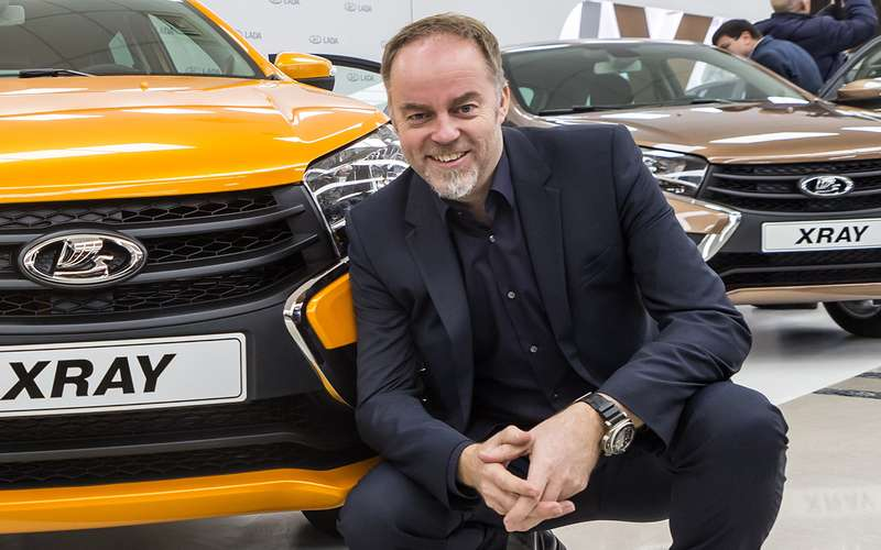 Главный дизайнер АВТОВАЗа рассказал окачестве автомобилей Lada