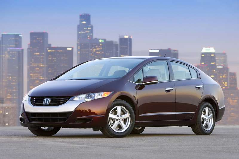 5 honda fcx clarity no copyright