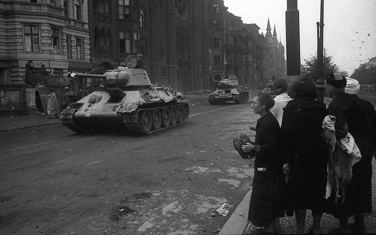 Тримифа иодна правда олегендарном танке Т-34— фото 928460