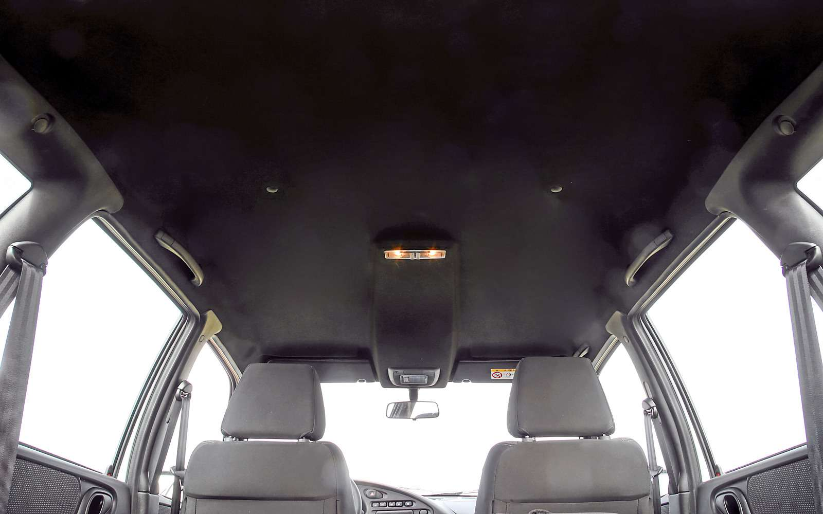 Chevrolet Niva: 10000 километров замесяц— фото 603207