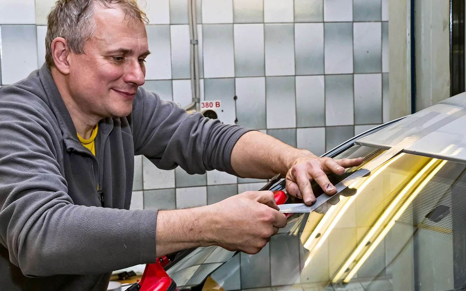 Выбираем ветровое стекло длябюджетного автомобиля. Экспертиза ЗРиполезные советы— фото 842267