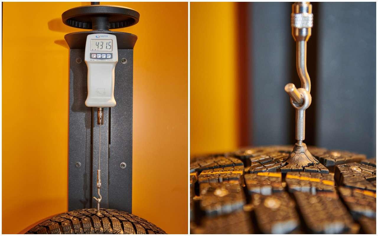 Шиповки, которые тише фрикционок? Есть такие шины!— фото 1010748