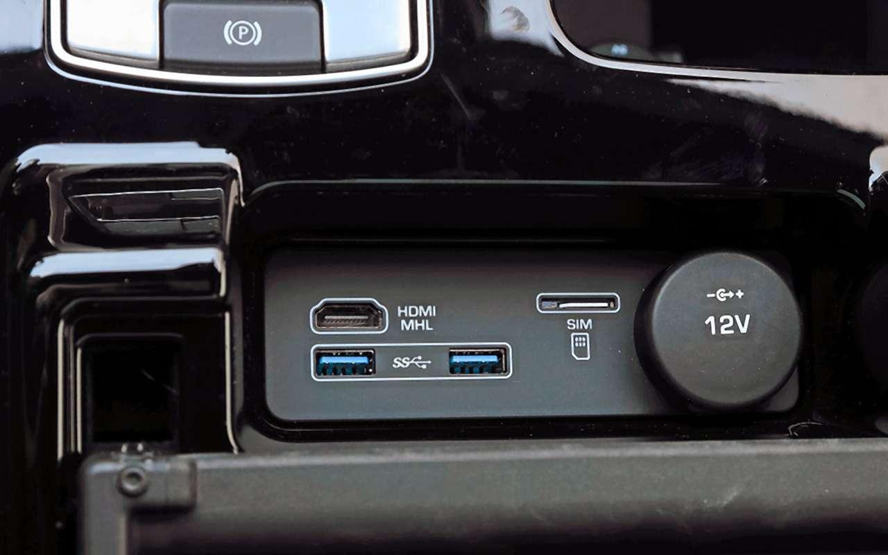 Новый VWTouareg, Land Rover Discovery иLexus RX350: большой тест-драйв— фото 899441