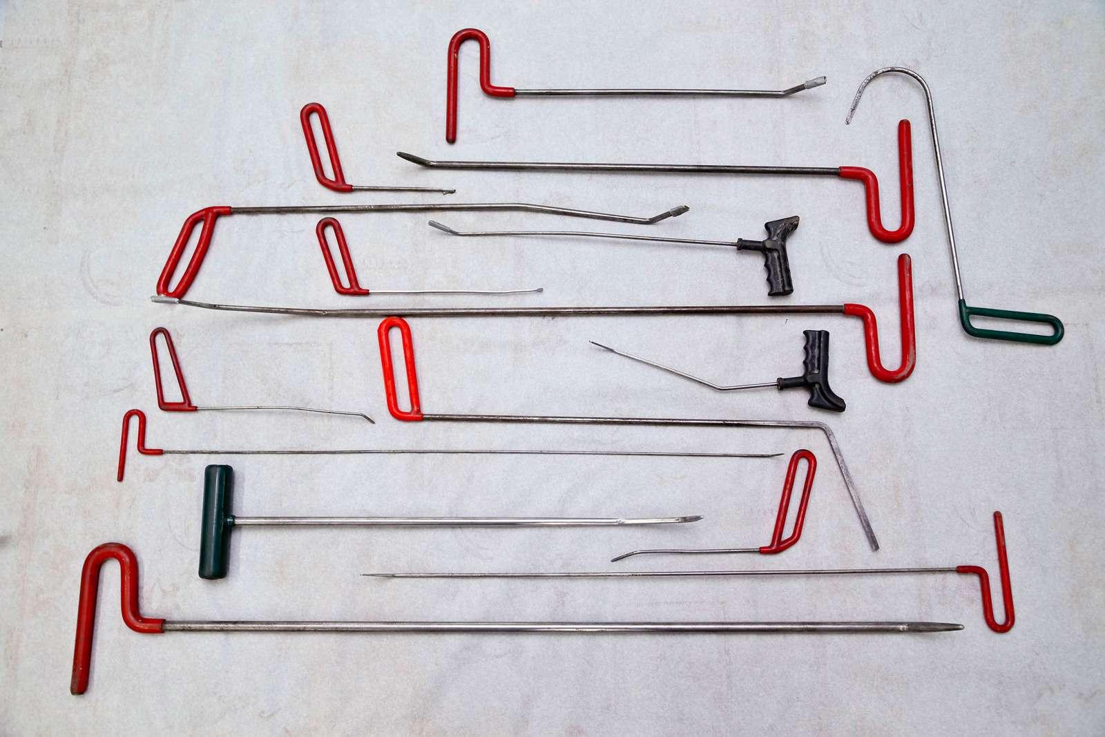 Технологии локального кузовного ремонта: ловкость рук— фото 612137