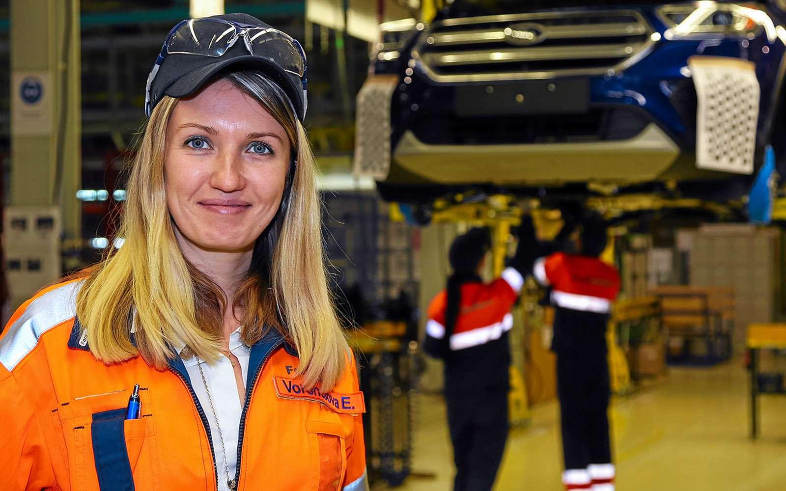 Обновленный Ford Kuga российской сборки: мыпоездили нанем первыми!— фото 674495