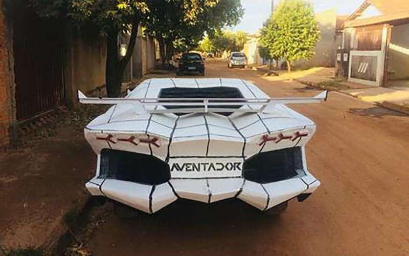 Lamborghini Aventador за 500 тысяч рублей? И такое возможно!