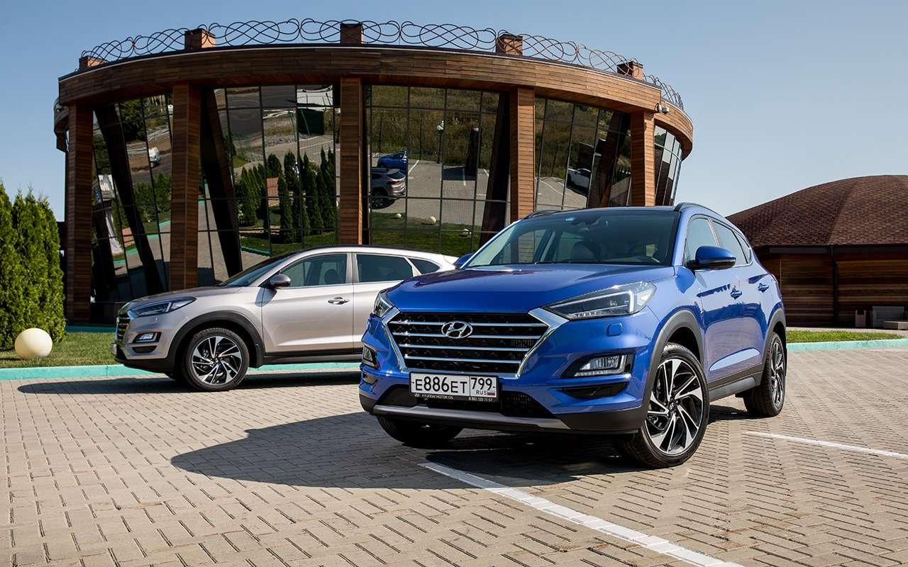 5 поводов задуматься опокупке обновленного Hyundai Tucson— фото 929352