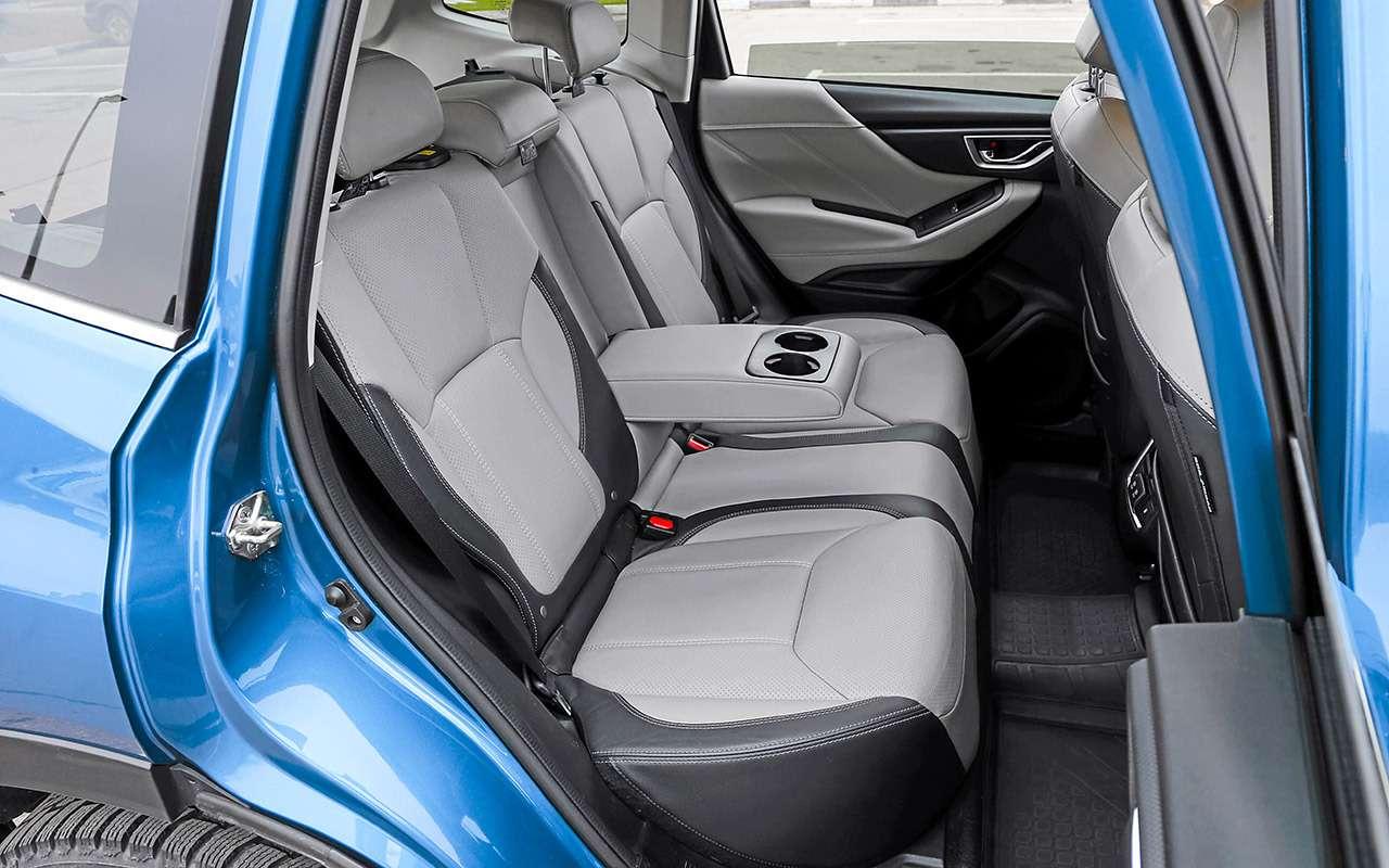 Новый Toyota RAV4, Forester иOutlander: большой тест кроссоверов— фото 1057702