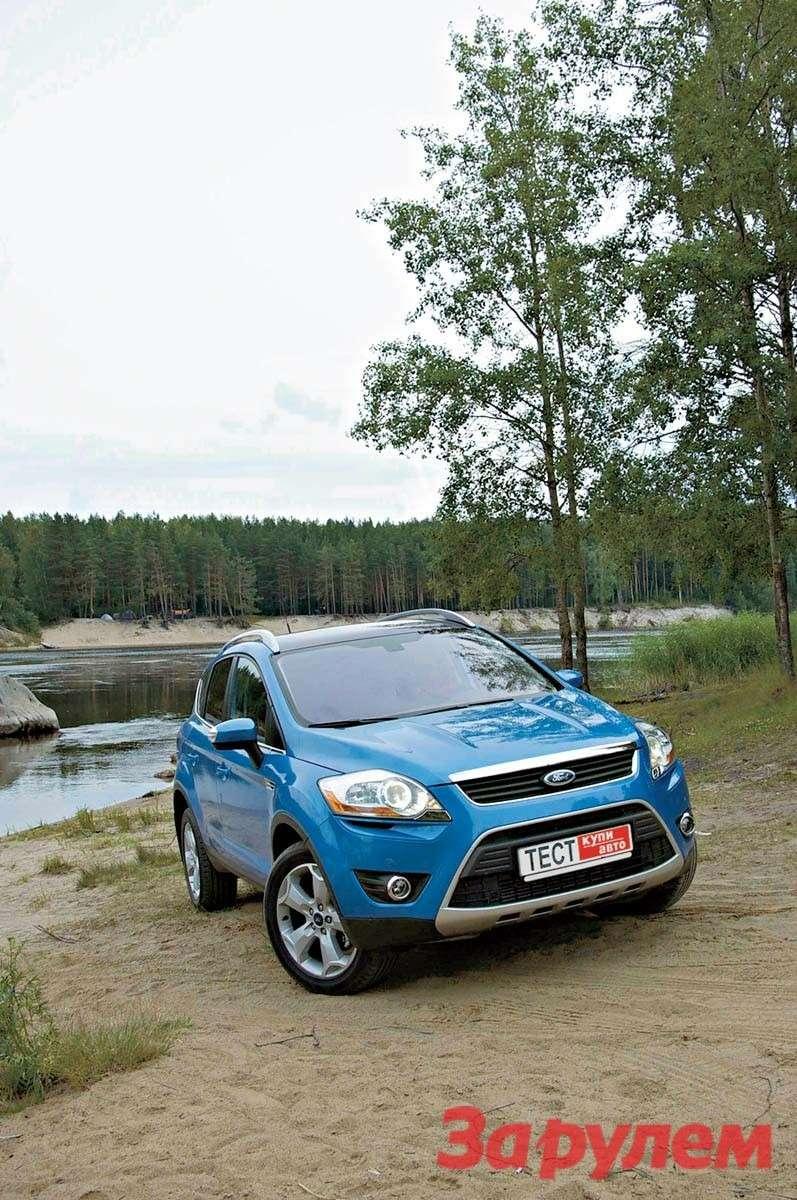«Форд-Куга»