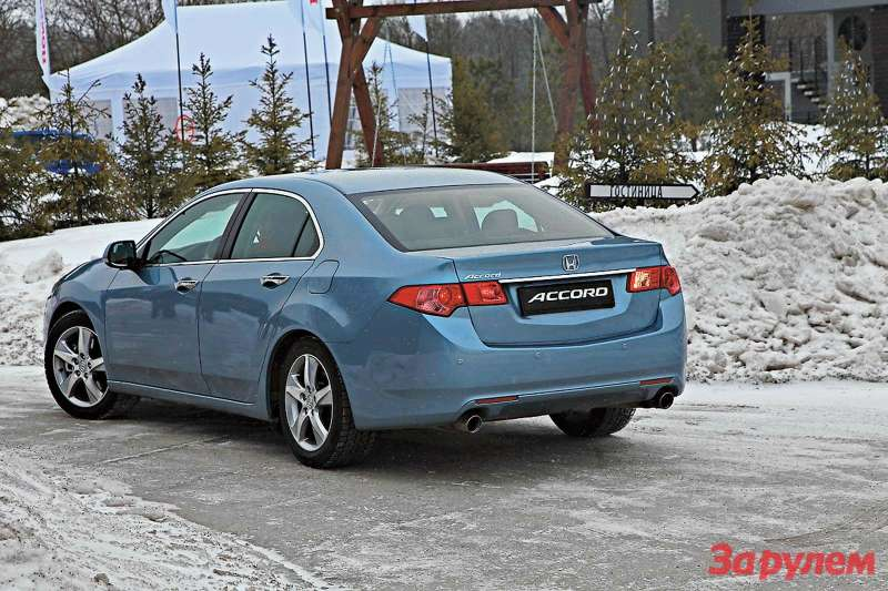 «Хонда-Аккорд», от 999 000  руб., КАР от 8,77 руб./км