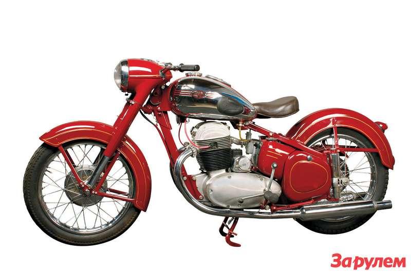 JAWA 500OHC