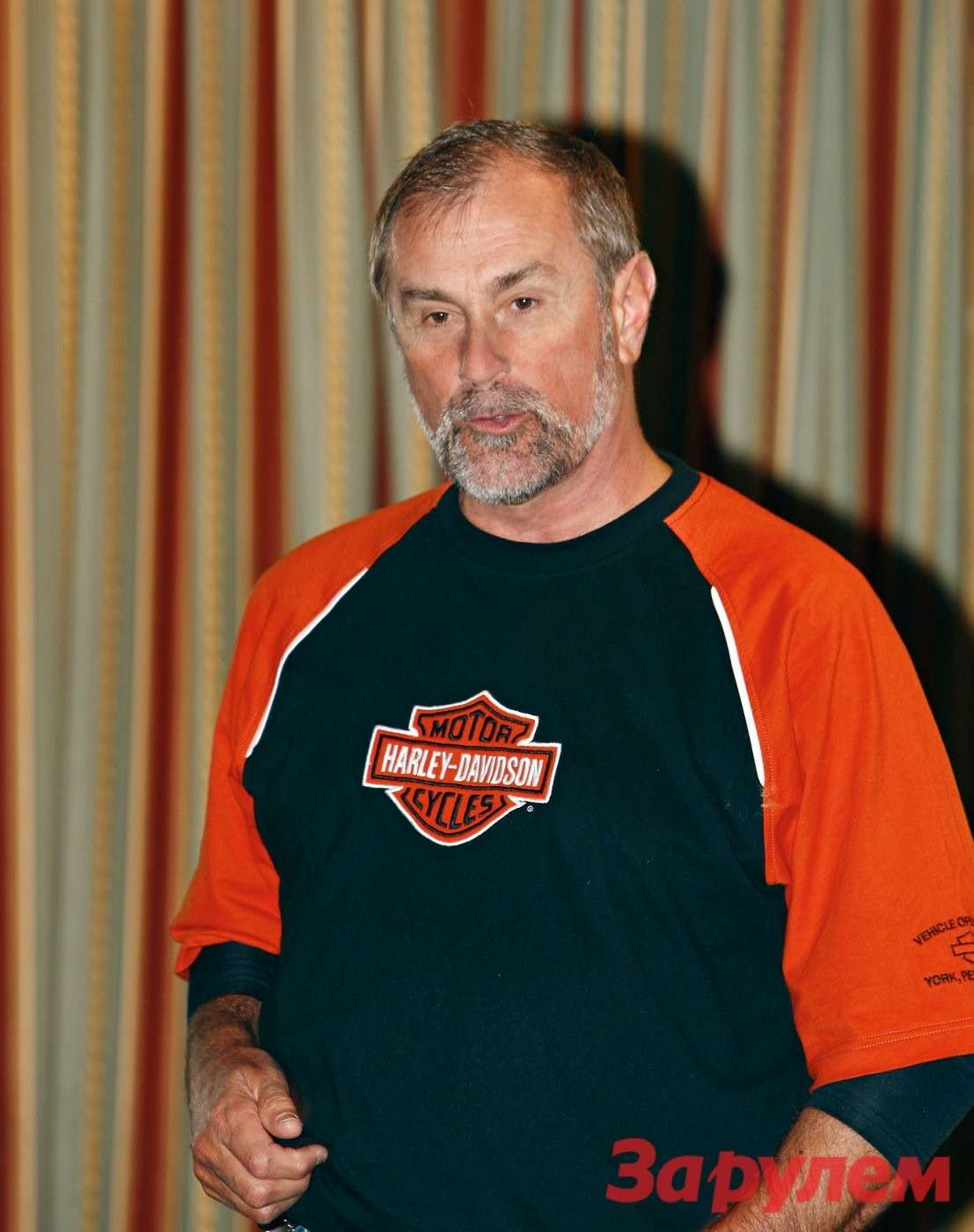 Keith Wandell— CEO Harley-Davidson Inc.